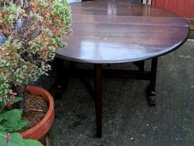 Freecycle Ercol Drop Leaf Table
