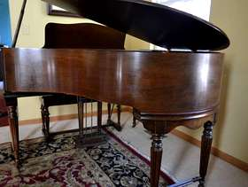 Freecycle Piano looking for new home!