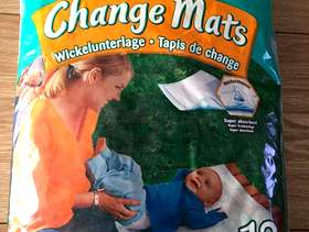 Freecycle Disposable Changing Mats