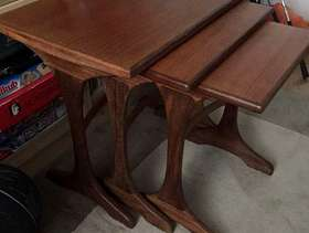 Freecycle Retro G plan nest of tables