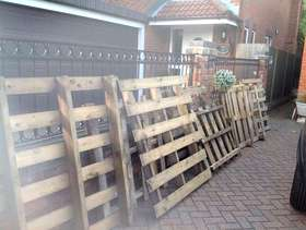 Freecycle Wooden pallets