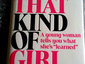 Freecycle Not that kind of girl, Lena Dunham