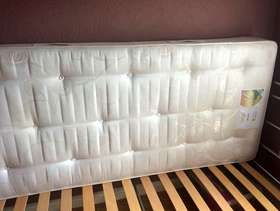 Freecycle Single bed mattress