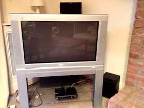 Freecycle Large tv