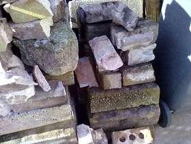 Freecycle Garden rubble