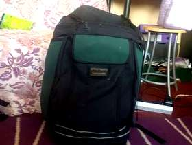 Freecycle Samsonite back pack