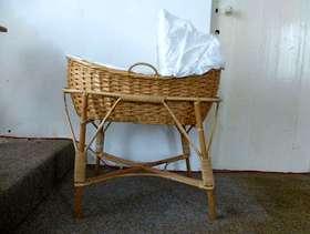 Freecycle Baby Crib
