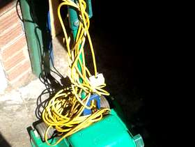 Freecycle Qualcast mow and trim