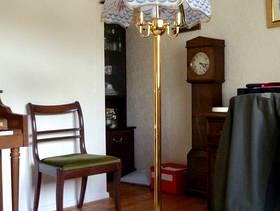Freecycle Standard Lamp