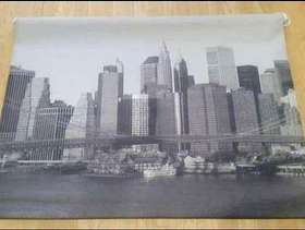 Freecycle Window Blackout Roller Blind New York Skyline
