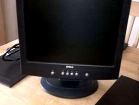 Freecycle Dell Computer Monitor screen