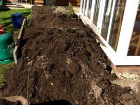 Freecycle 3 tonnes of top soil
