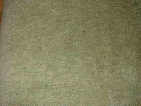 Freecycle Sage green carpet 80% wool 3.2m x 2.4m