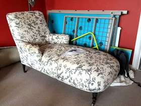 Freecycle Chaise Longue