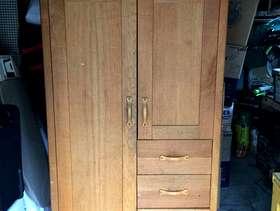 Freecycle Oak M&S larder cupboard