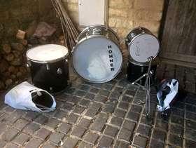 Freecycle Drum Kit