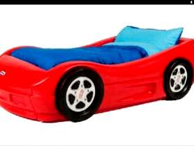 Freecycle Childs car bed
