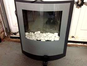Freecycle Electric fire