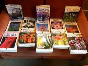 Freecycle RHS Garden Magazines