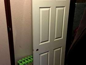 Freecycle White internal door