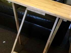 Freecycle Folding tables