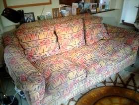 Freecycle Large 3-seater sofa