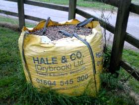 Freecycle Tonne Bag Gravel