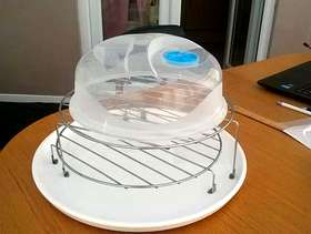 Freecycle Free Microwave turntable CW2