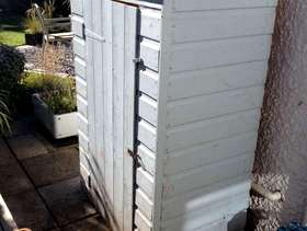 Freecycle Small shed