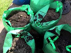 Freecycle Topsoil