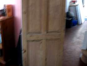 Freecycle Old wooden cupboard doors