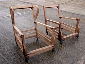 Freecycle Chair frames