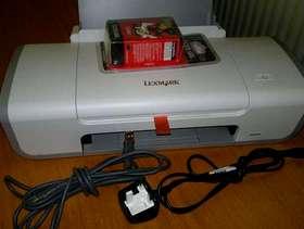 Freecycle Lexmark Printer