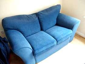 Freecycle 2seater sofa