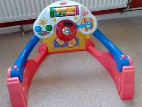 Freecycle Colourful baby / toddler toy