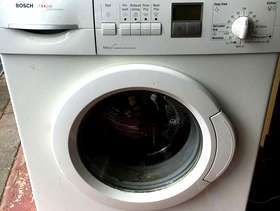 Freecycle Bosch washing machine for spares