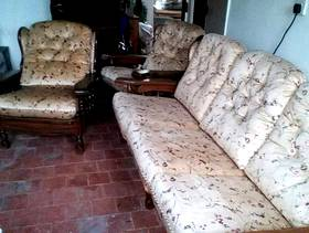 Freecycle Three Piece Suite