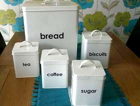 Freecycle Cream storage containers