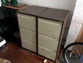 Freecycle File cabinets