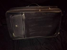 Freecycle Large Suitcase