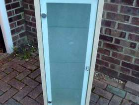 Freecycle Bathroom cabinet