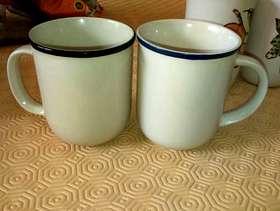 Freecycle 6 mugs