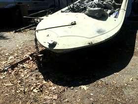 Freecycle Glassmaster 12' Boat