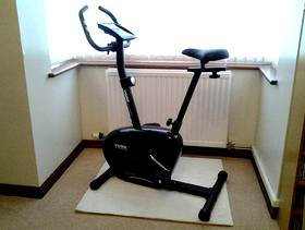 Freecycle York quest exercise bike