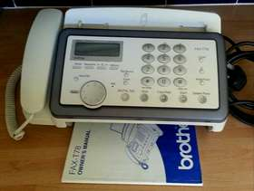 Freecycle Brother Fax/Copier/Phone