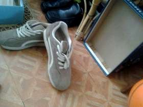 Freecycle Casual moshulo sport shoe never worn still in the box, ...