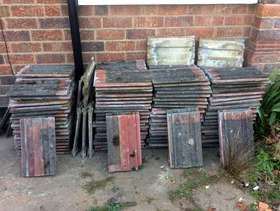 Freecycle Roofing tiles