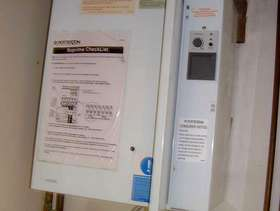 Freecycle Gas boiler and radiators