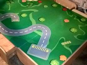 Freecycle Play table