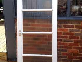 Freecycle Eight internal doors